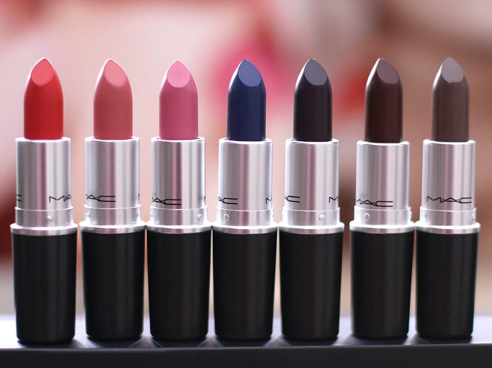 MAC-Lipstick1 6 Best-Selling Women's Beauty Products in 2017