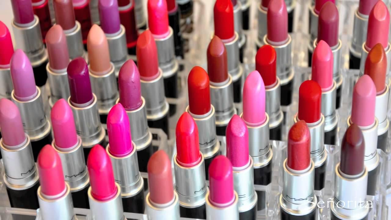 MAC-Lipstick3 6 Best-Selling Women's Beauty Products in 2020