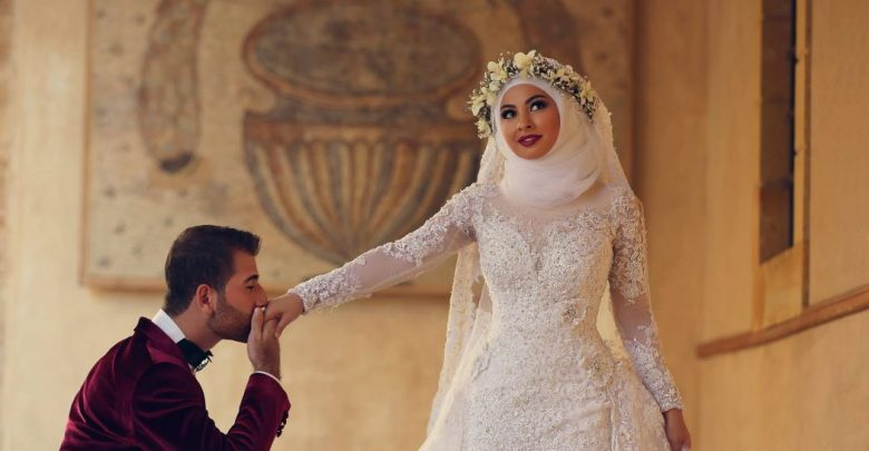 Photo of 5 Main Muslim Wedding Dresses Trends for 2018