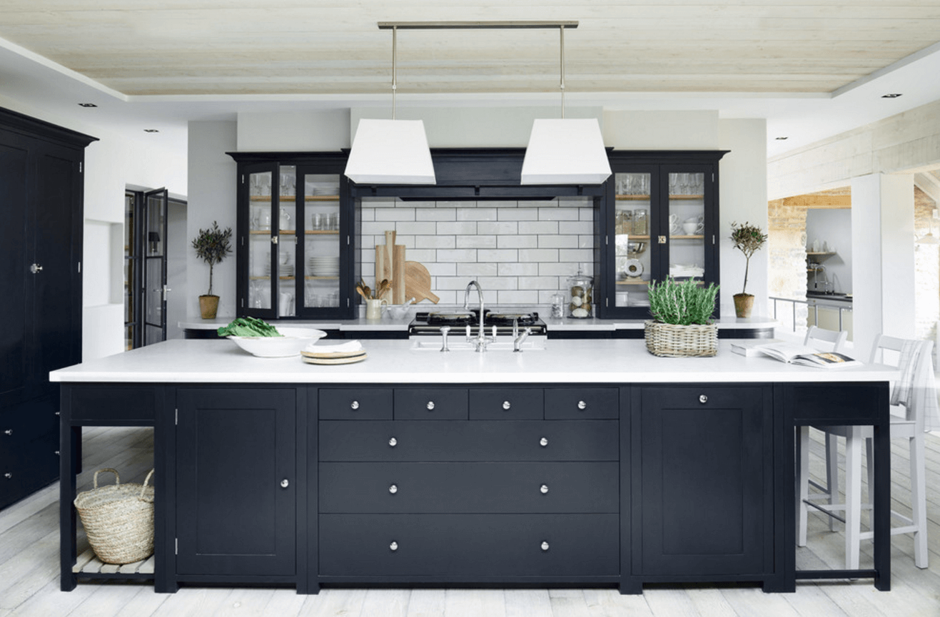 Make-It-Black1 5 Newest Kitchens' Decorations Ideas For 2017