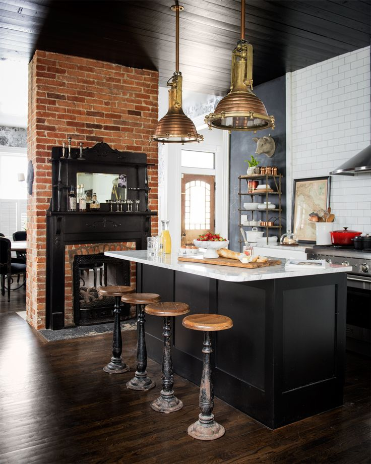 Make-It-Black3 5 Newest Kitchens' Decorations Ideas For 2018