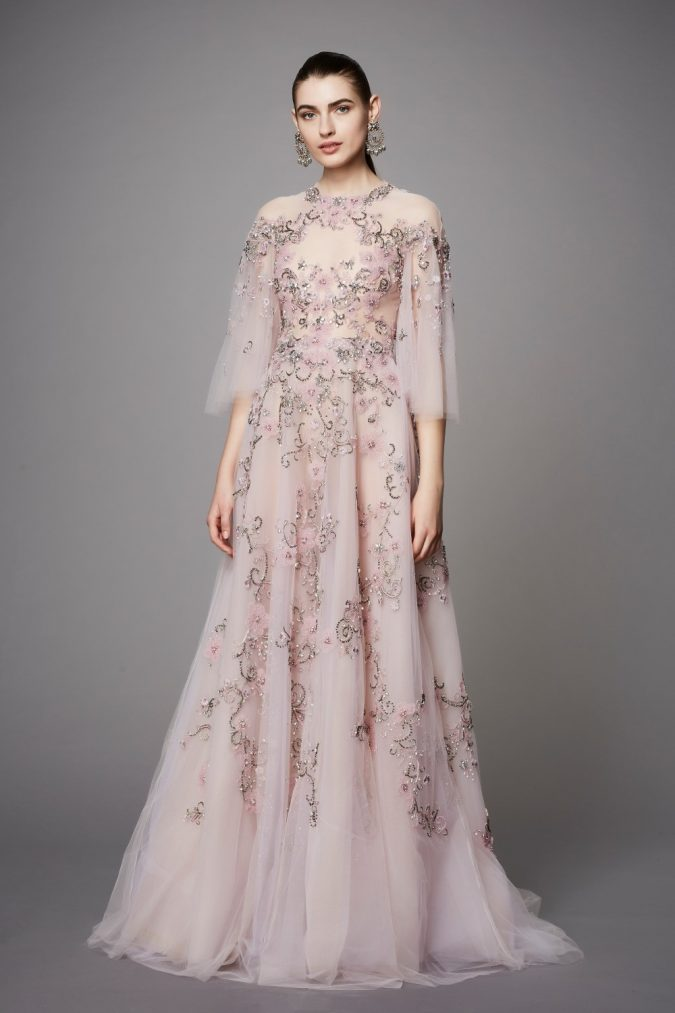 Marchesa-LOOK-1-675x1013 +25 Wedding dresses Design Ideas for a Gorgeous-looking Bride in 2020