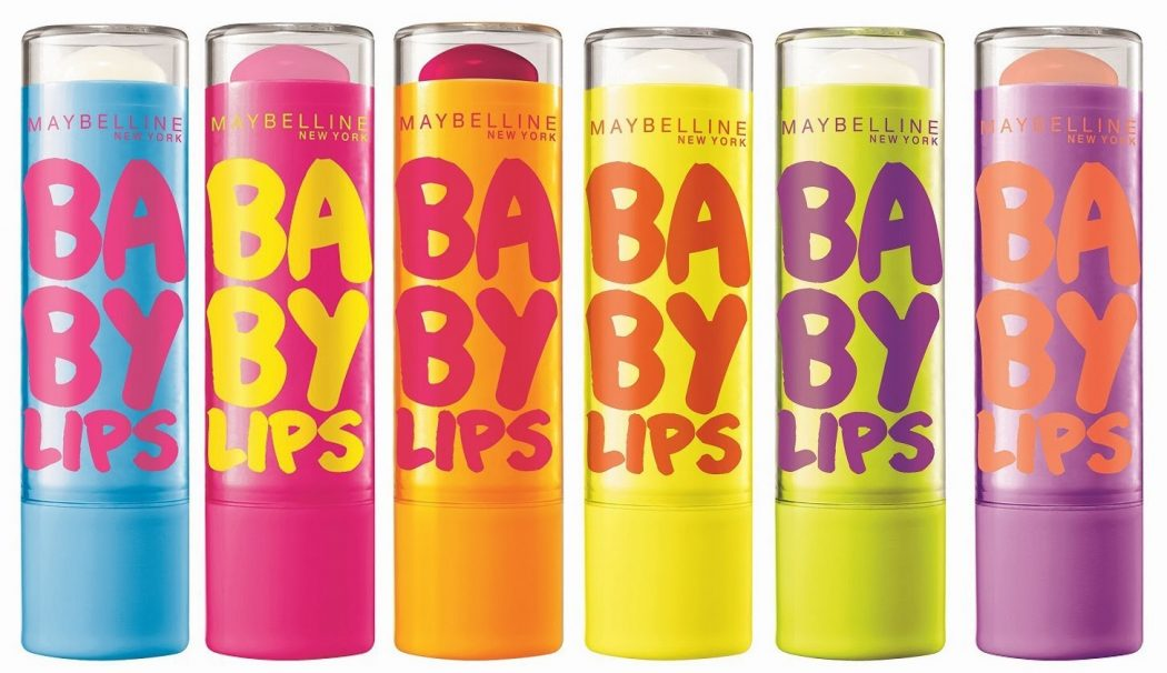 Maybelline-Baby-Lips1 6 Best-Selling Women's Beauty Products in 2020