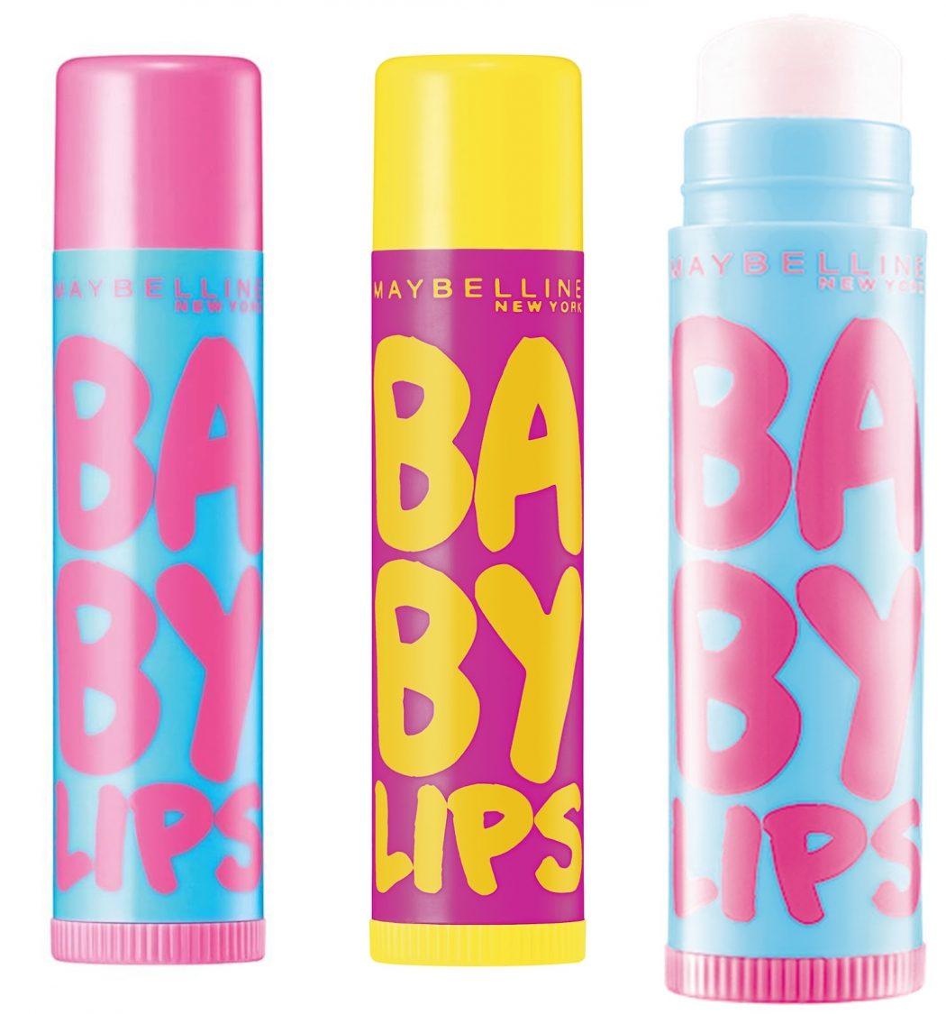 Maybelline-Baby-Lips2 6 Best-Selling Women's Beauty Products in 2018