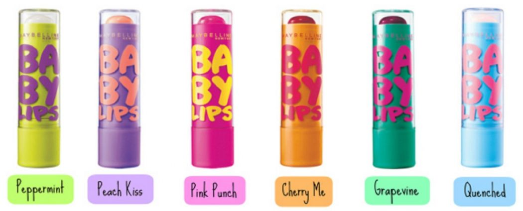 Maybelline-Baby-Lips4 6 Best-Selling Women's Beauty Products in 2017