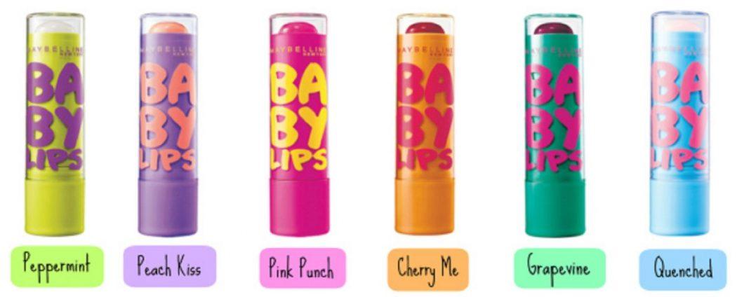 Maybelline-Baby-Lips4 6 Best-Selling Women's Beauty Products in 2020