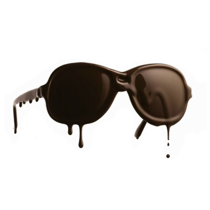 MeltingDripping-Sunglasses2 12 Unusual Sunglasses trends in 2018