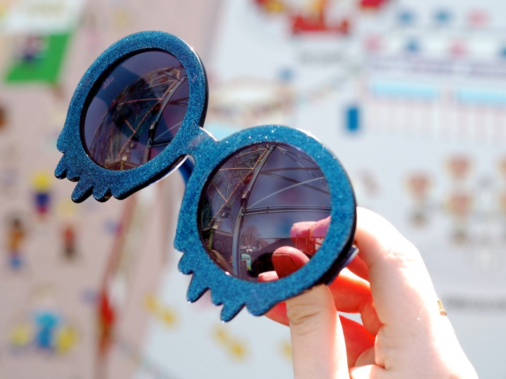 MeltingDripping-Sunglasses3 12 Unusual Sunglasses trends in 2018