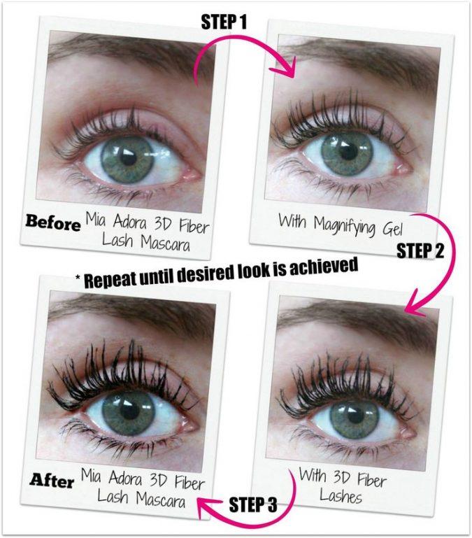 Mia-Adora-mascara-675x769 Hottest 3D Fiber Lash Mascaras Trends