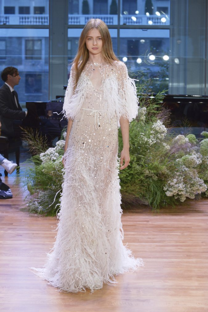 Monique_Lhuillier_Bridal_SS17_2001-675x1011 +25 Wedding dresses Design Ideas for a Gorgeous-looking Bride in 2020