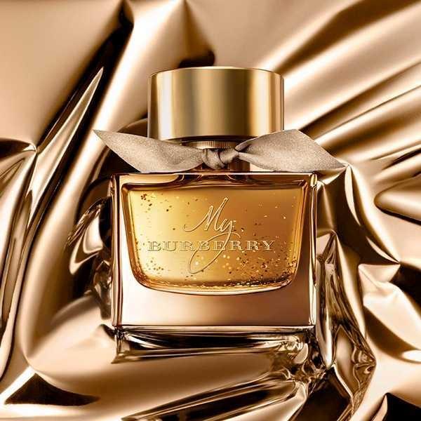 My-Burberry-Festive-Eau-de-Parfum-Burberry-for-women Top 36 Best Perfumes for Fall & Winter 2019