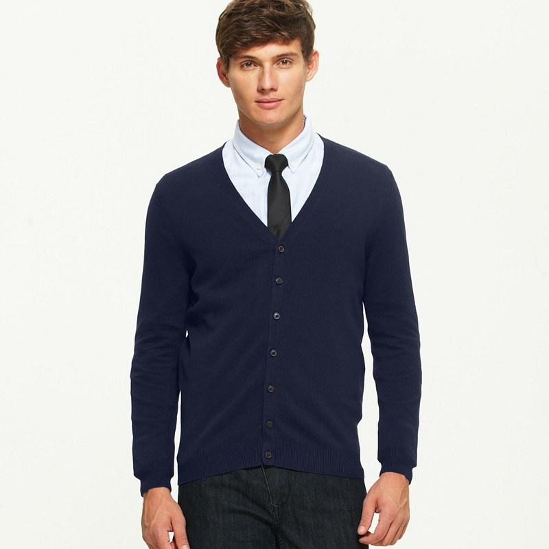 Neck-Cardigans1 35+ Winter Fashion Trends for Handsome Men in 2020