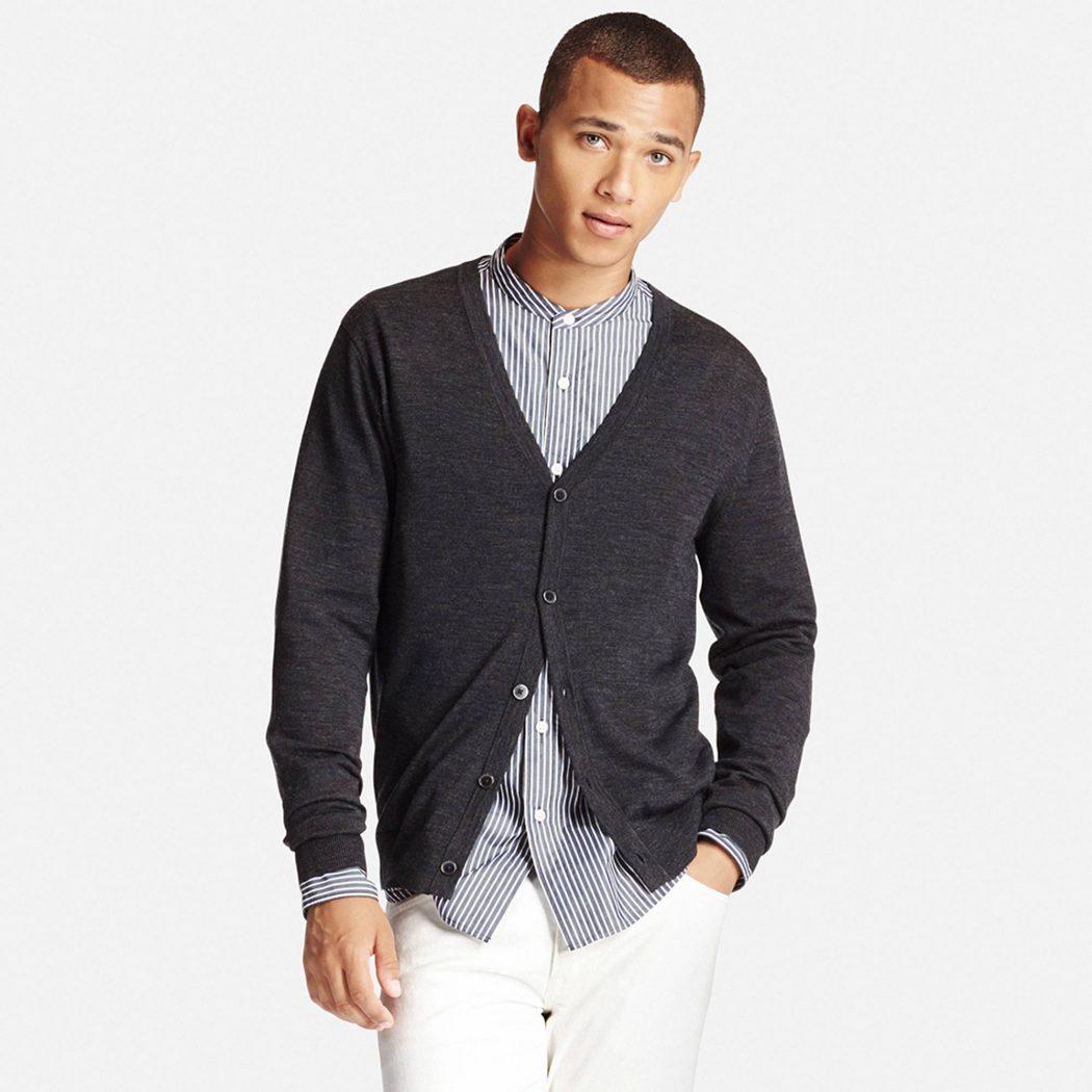 Neck-Cardigans2 35+ Winter Fashion Trends for Handsome Men in 2020