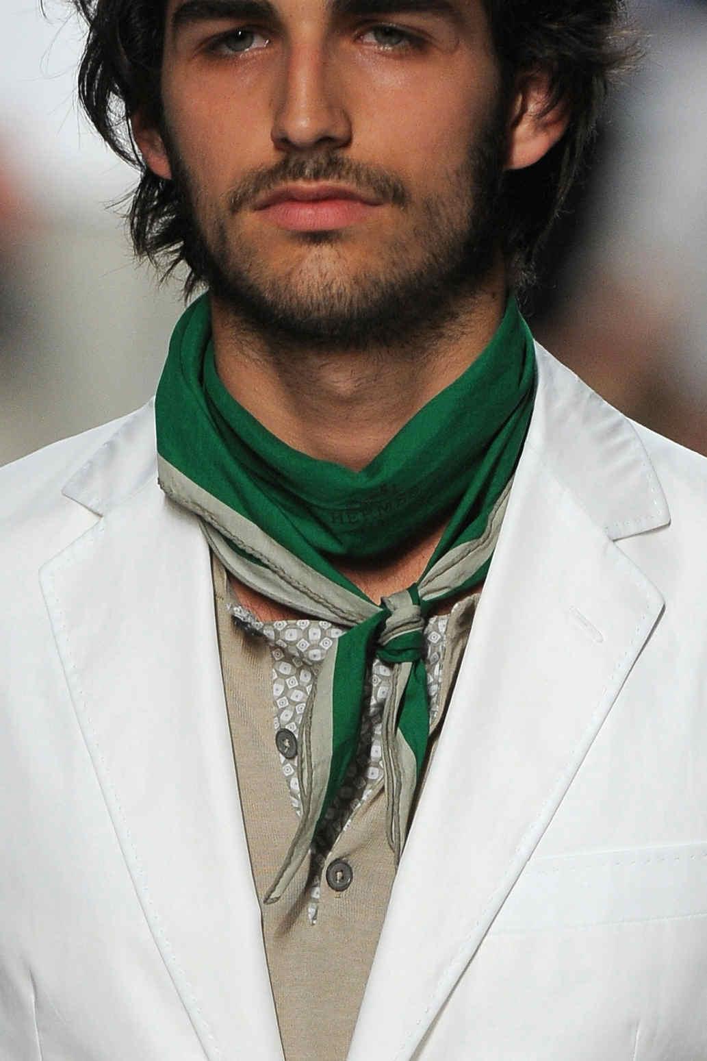 Neckerchiefs1 35+ Winter Fashion Trends for Handsome Men in 2020