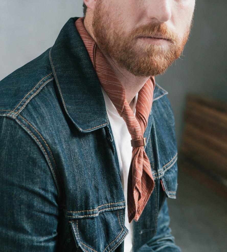 Neckerchiefs2 35+ Winter Fashion Trends for Handsome Men in 2020