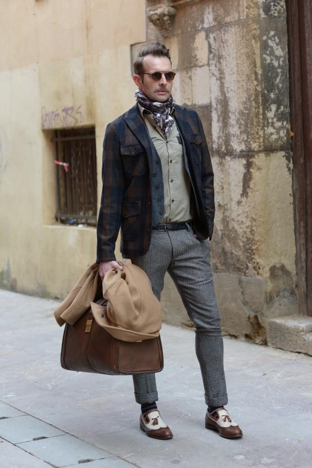 Neckerchiefs4 35+ Winter Fashion Trends for Handsome Men in 2020