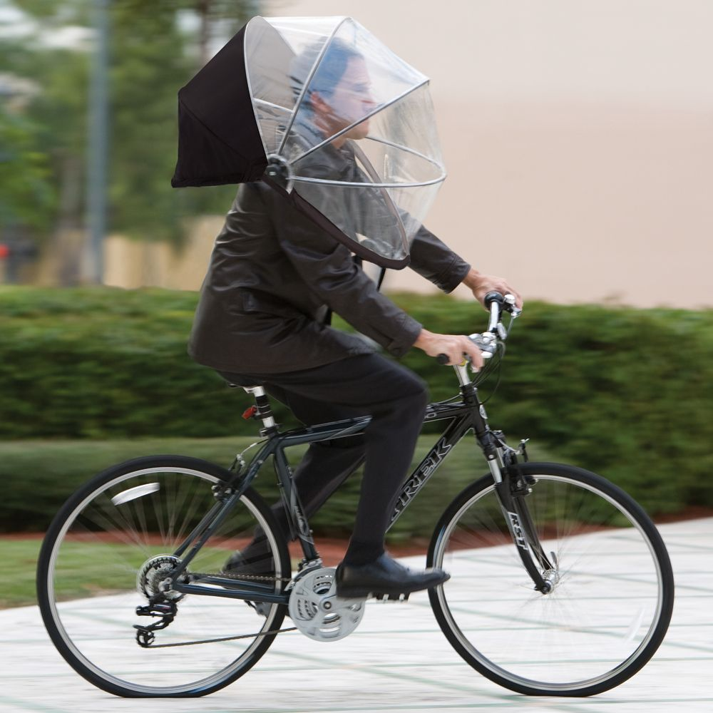 Nubrella2 15 Unusual Umbrellas Design Trends in 2018