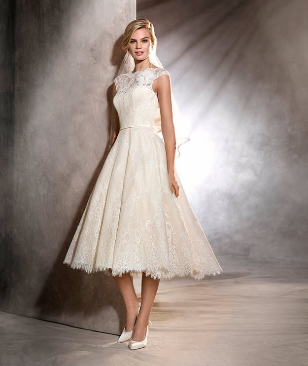 OLGA-Pronovias-2017-Collection +25 Wedding dresses Design Ideas for a Gorgeous-looking Bride in 2020