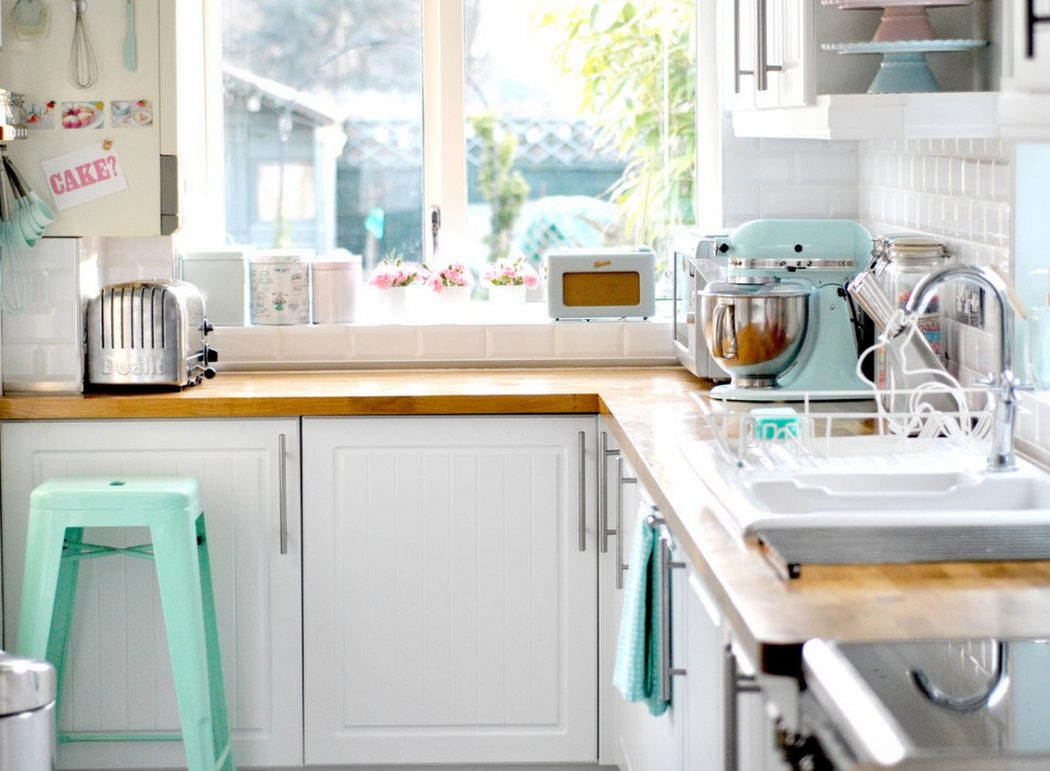 Pastel-Your-Kitchen1 5 Newest Kitchens' Decorations Ideas For 2017