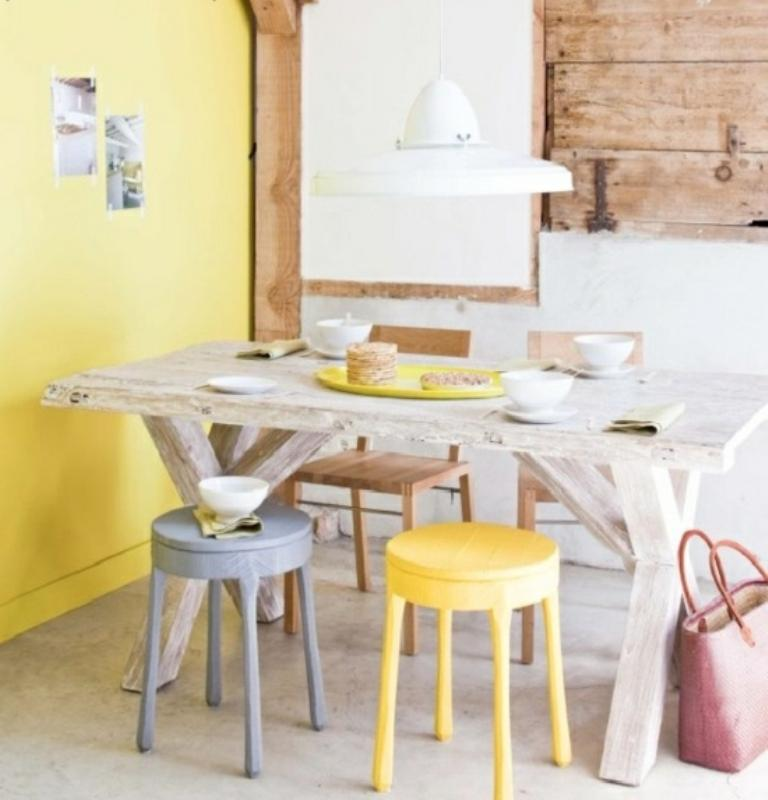 Pastel-Your-Kitchen2 5 Newest Kitchens' Decorations Ideas For 2017