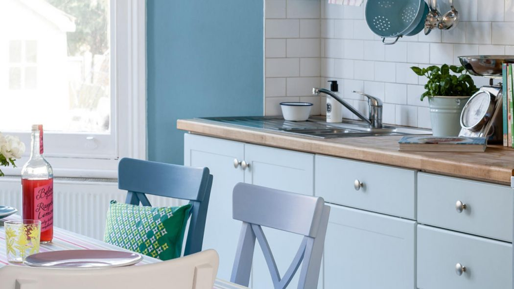 Pastel-Your-Kitchen4 5 Newest Kitchens' Decorations Ideas For 2018