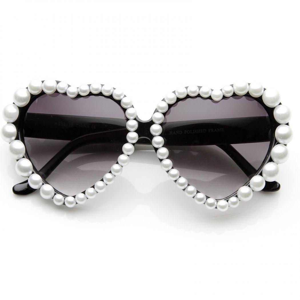 Pearl-Sunglasses3 12 Unusual Sunglasses trends in 2018