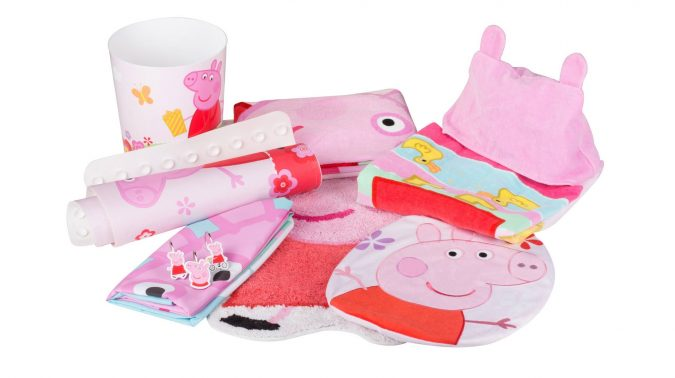 Peppas-Pond-bathroom-rug-1-675x378 25+ Cutest Kids Bathroom Rugs for 2020