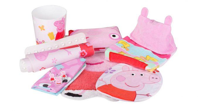 Peppas-Pond-bathroom-rug-1-675x378 25+ Cutest Kids Bathroom Rugs for 2017