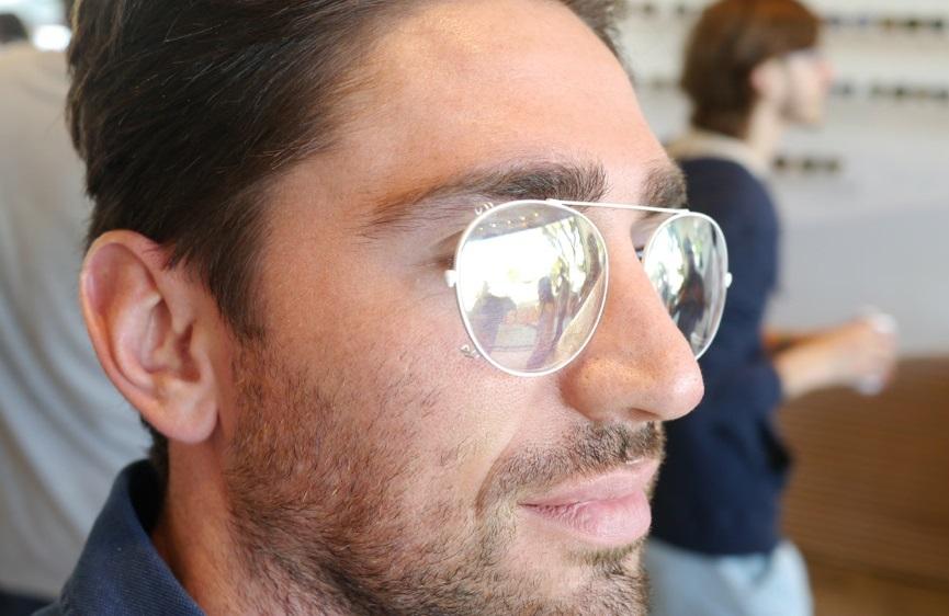 Pierced-Eyewear1 12 Unusual Sunglasses trends in 2020