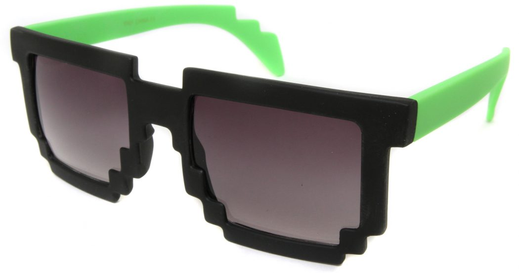 Pixel-Frames5 12 Most Unusual Sunglasses Ever