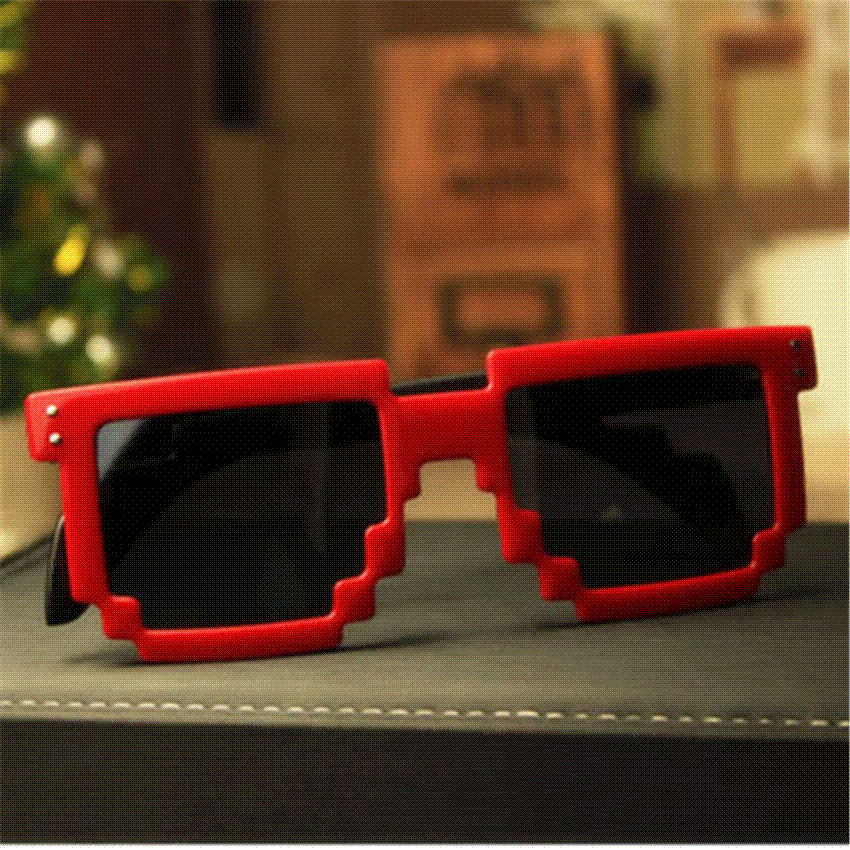 Pixel-Frames6 12 Most Unusual Sunglasses Ever