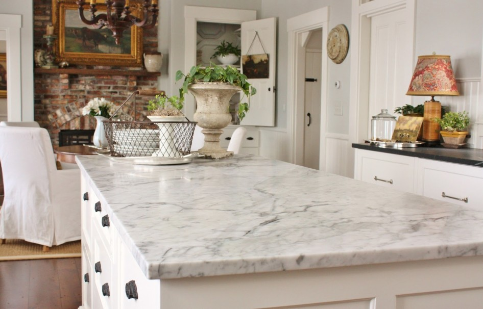 Quartz-Countertops1 5 Latest Kitchens' Decorations Ideas For 2020