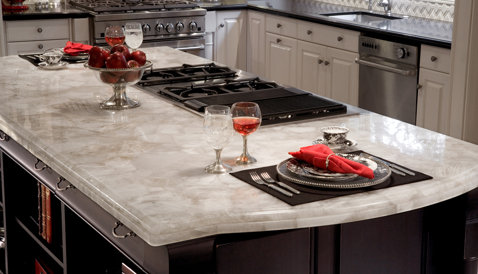 Quartz-Countertops5 5 Latest Kitchens' Decorations Ideas For 2020