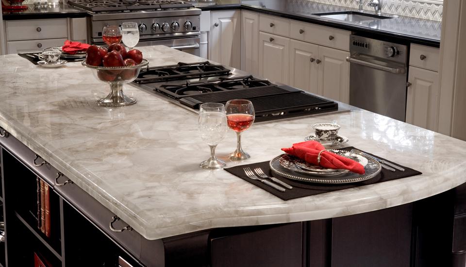 Quartz-Countertops5 5 Newest Kitchens' Decorations Ideas For 2017