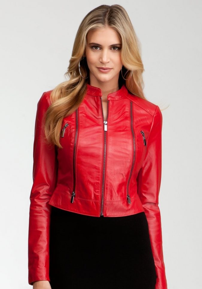 Red-Leather-Jackets-675x964 7 Stellar Christmas Gifts for Your Woman