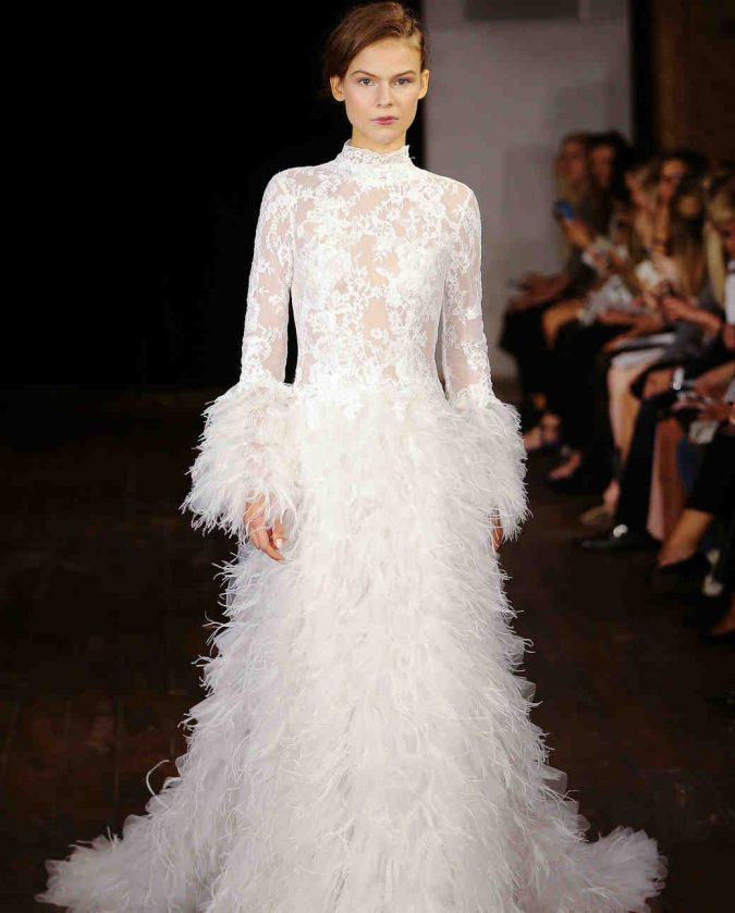 Rivini-wedding-dress-fall2017-675x839 +25 Wedding dresses Design Ideas for a Gorgeous-looking Bride in 2020