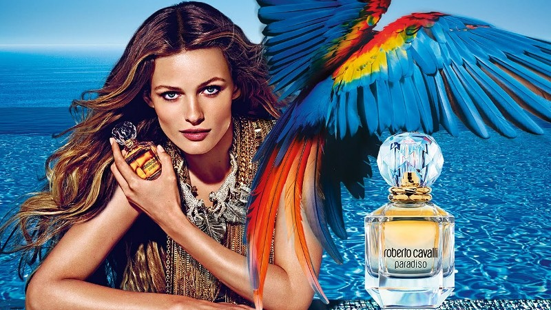 Roberto-Cavalli-Paradiso-Eau-de-Parfum-for-Women +54 Best Perfumes for Spring & Summer