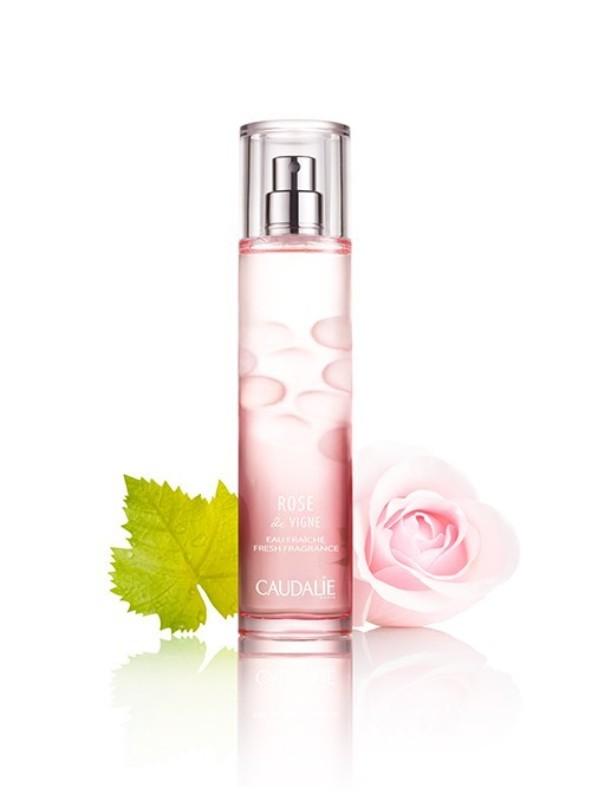 Rose-de-Vigne-Caudalie-for-women +54 Best Perfumes for Spring & Summer