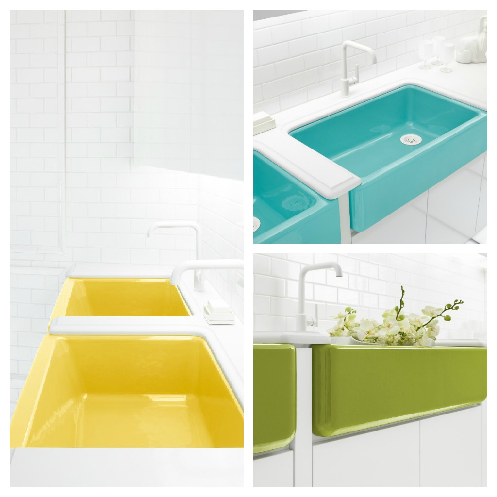 Shade-Your-Sink1 5 Newest Kitchens' Decorations Ideas For 2017