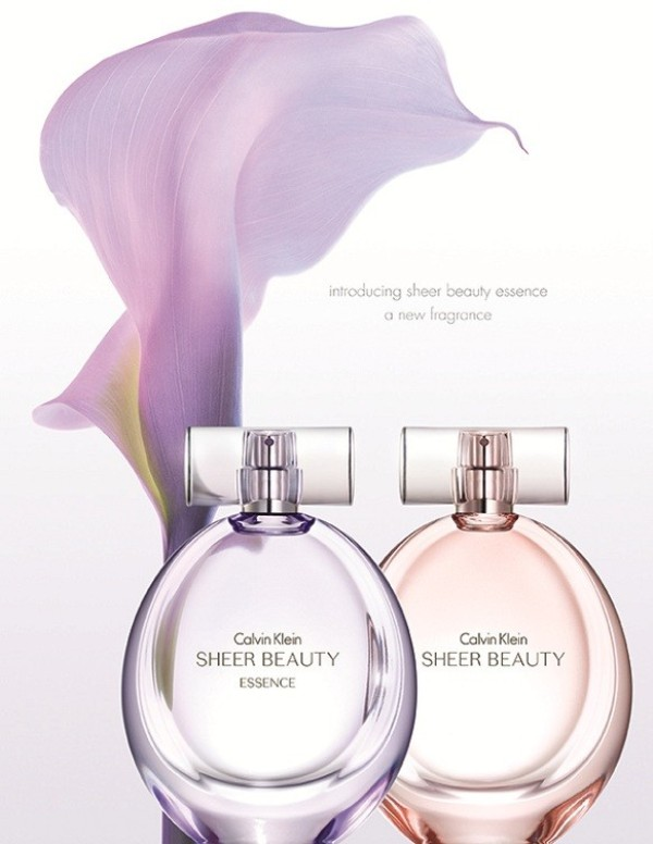 Sheer-Beauty-perfume-by-Calvin-Klein-for-women +54 Best Perfumes for Spring & Summer