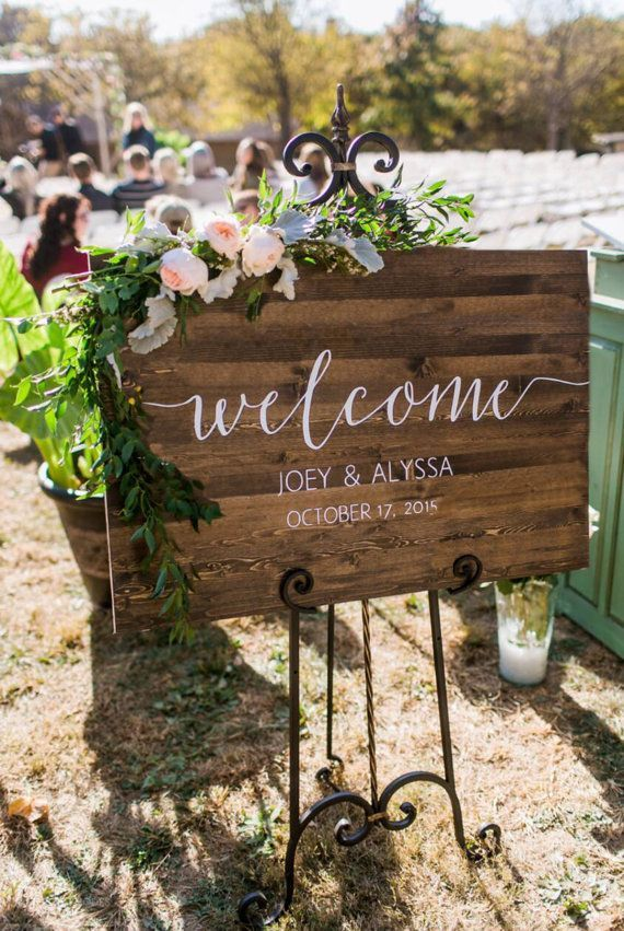 Signposts4 10 Best Outdoor Wedding Ideas in 2018