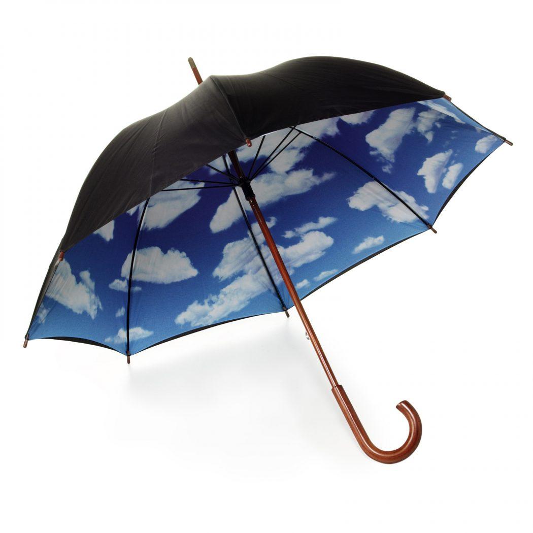 Sky-Umbrella1 15 Unusual Umbrellas Design Trends in 2018