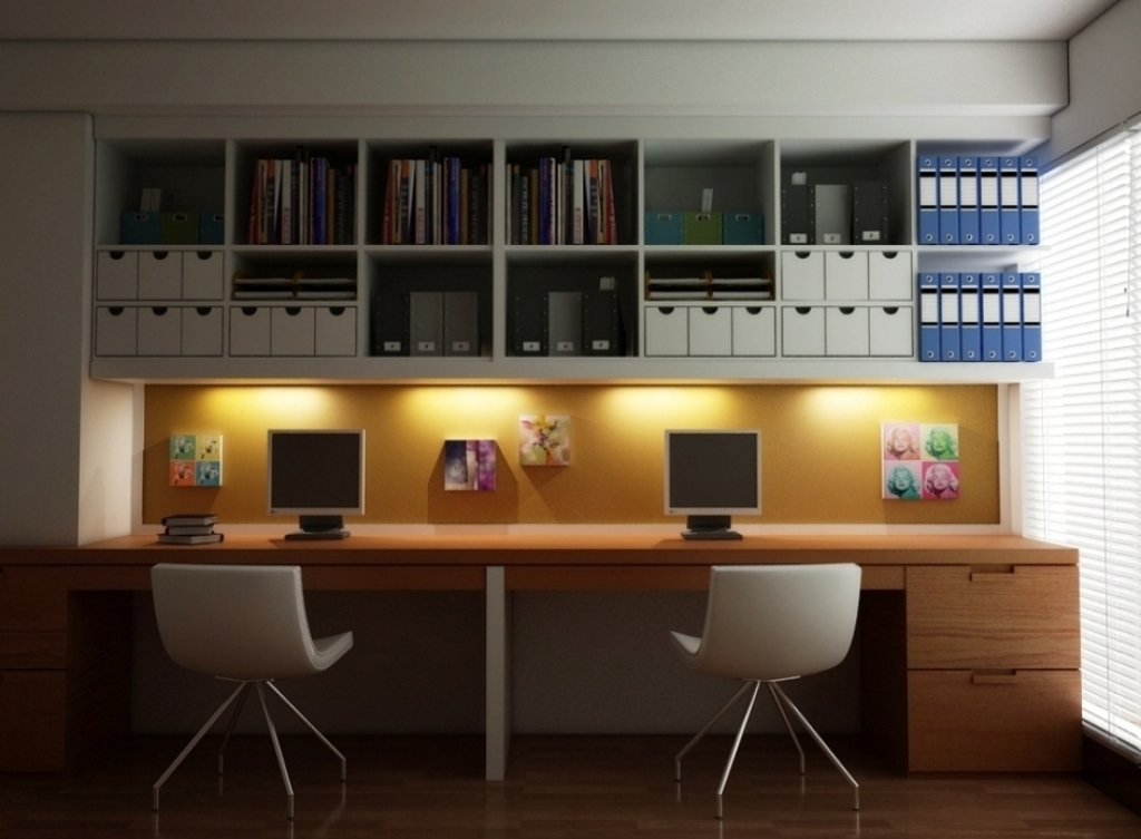 Smart-Storage3 8 Office Decoration Designs For 2018