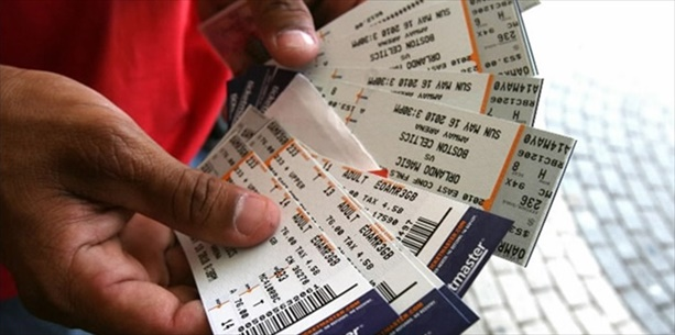Sports-Tickets Stocking Stuffers for the Sports Star on your Christmas List