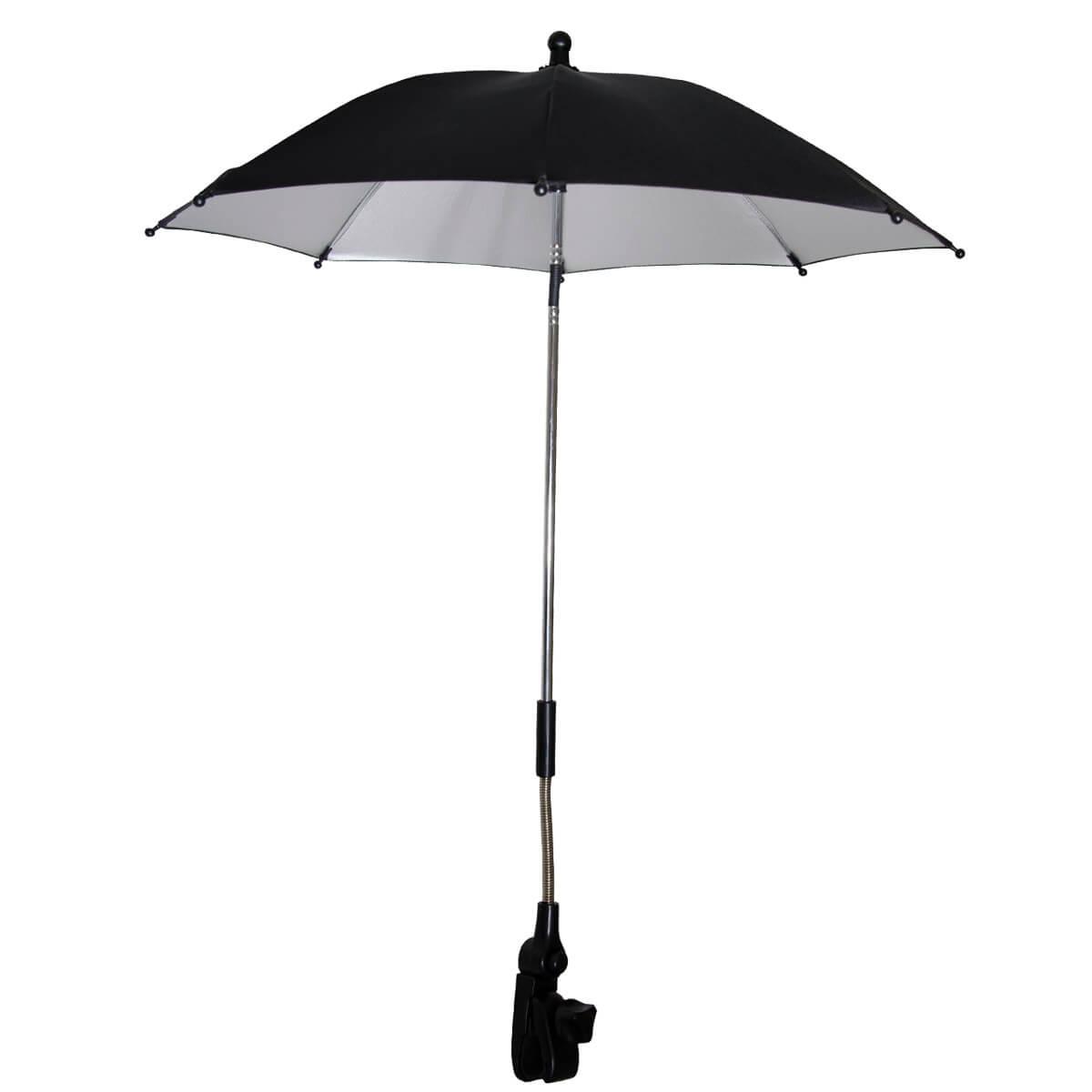 Stroller-Umbrella2 15 Unusual Umbrellas Design Trends in 2018