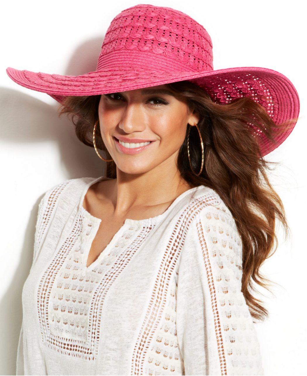 Super-Floppy-Hats1 10 Women's Hat Trends For Summer 2020