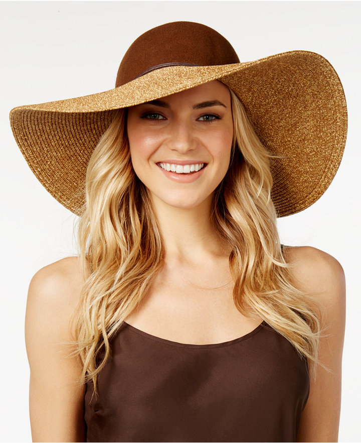 Super-Floppy-Hats2 10 Women's Hat Trends For Summer 2017
