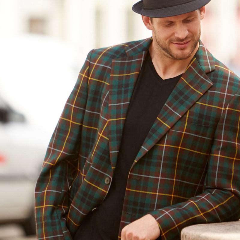 Tartan1 35+ Winter Fashion Trends for Handsome Men in 2020