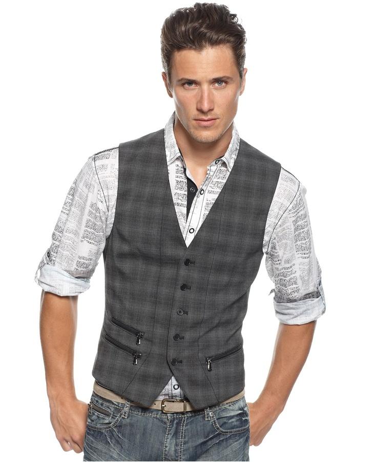 Tartan5 35+ Winter Fashion Trends for Handsome Men in 2020
