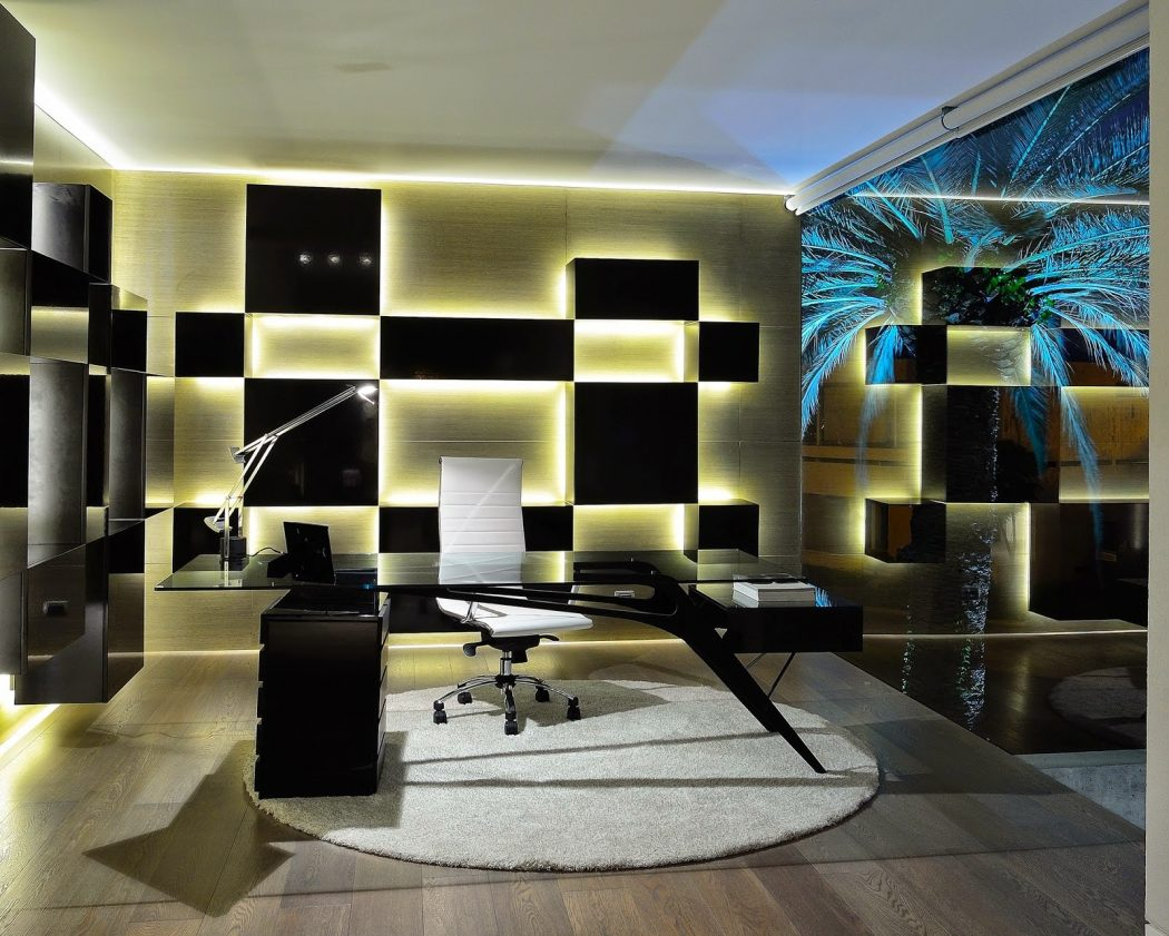 The-Impact-Of-Light2 8 Highest Rated Office Decoration Designs For 2020